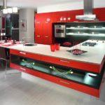 Современные тенденции в дизайне кухни!