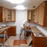 О сборке кухонной мебели